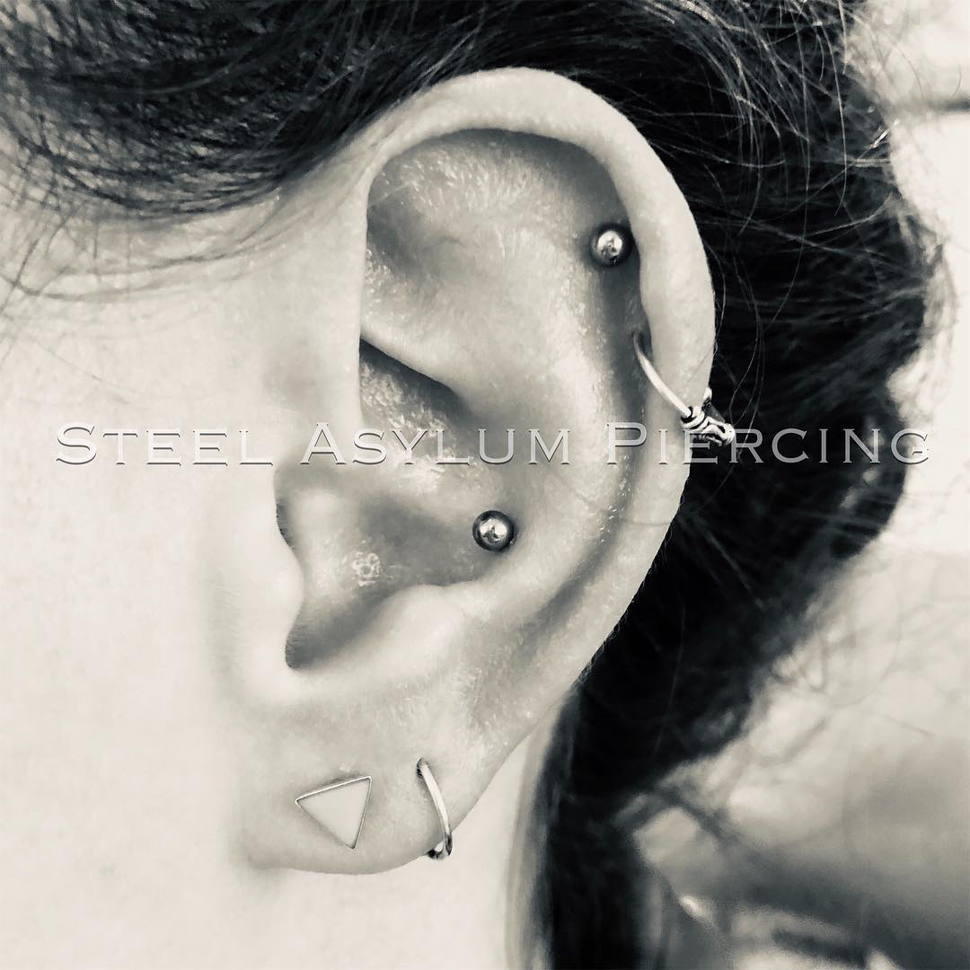 Double helix / Conch
