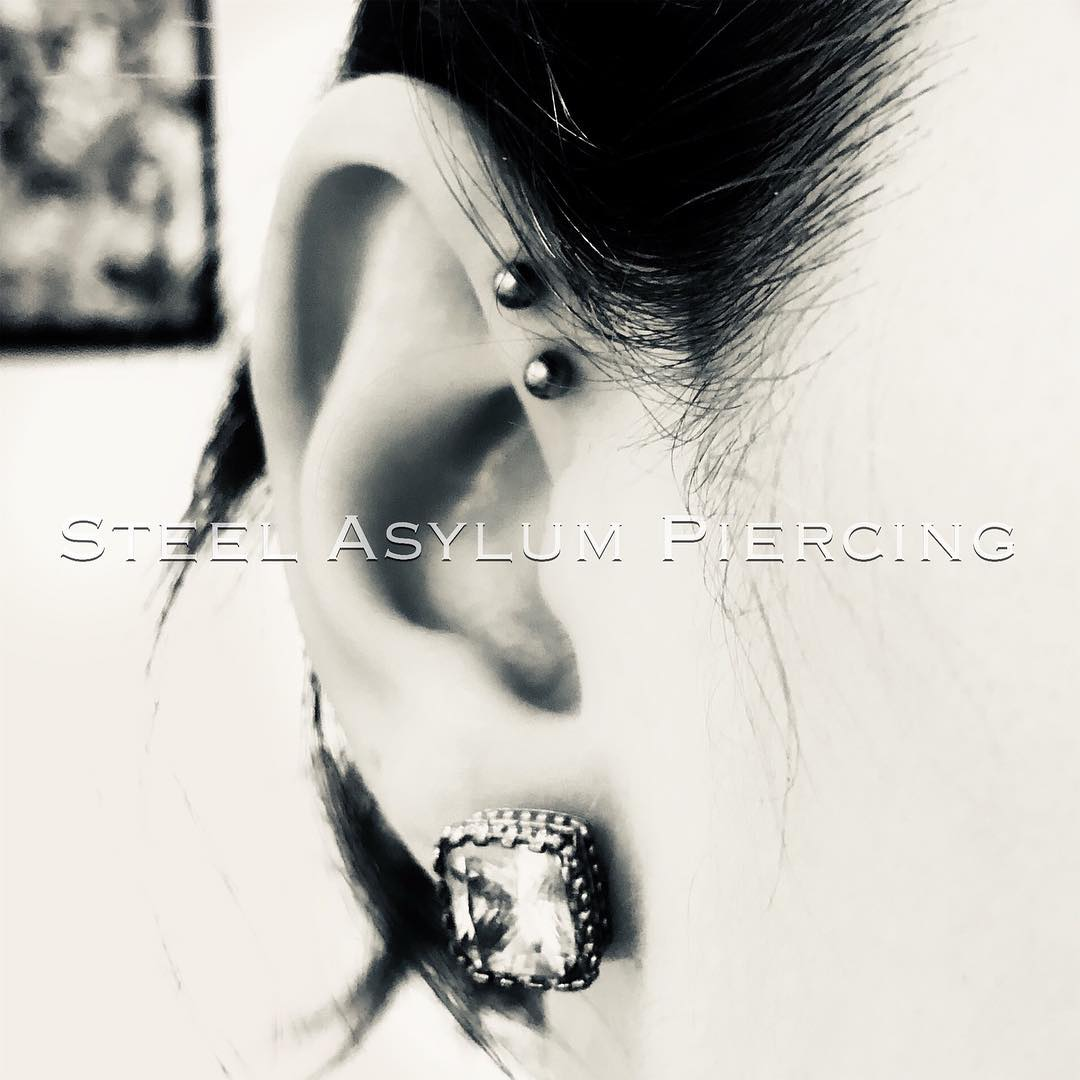 Double forward helix